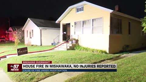 Cause of Mishawaka house fire under investigation